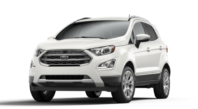 New Ford for sale 2020 Ford EcoSport Titanium 4WD SUV 320411 in Aurora, MO